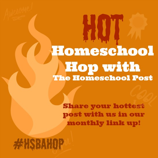 Hot Homeschool Hop