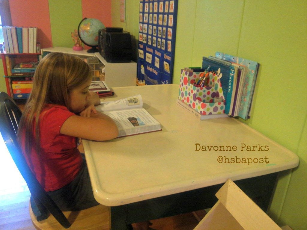 Dear Homeschool Parents Whose Kids are Still in the Books @hsbapost