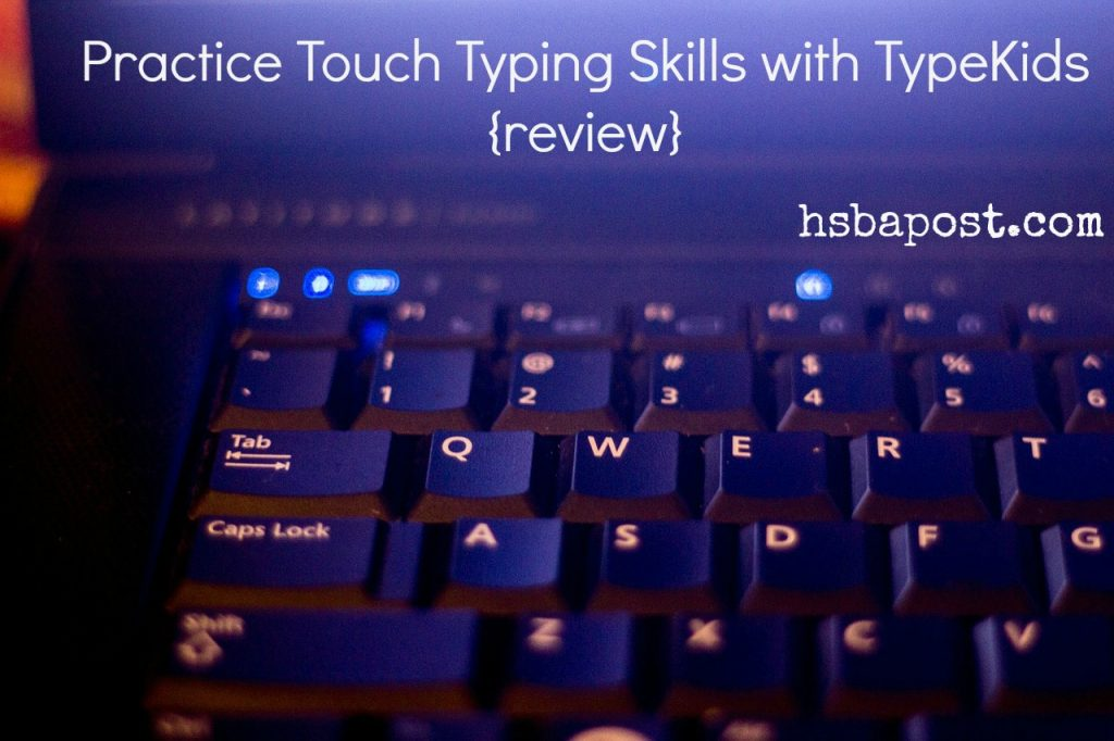 Practice Touch Typing Skills with TypeKids review @hsbapost