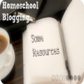 Homeschool Blogging Resources @ hsbapost.com