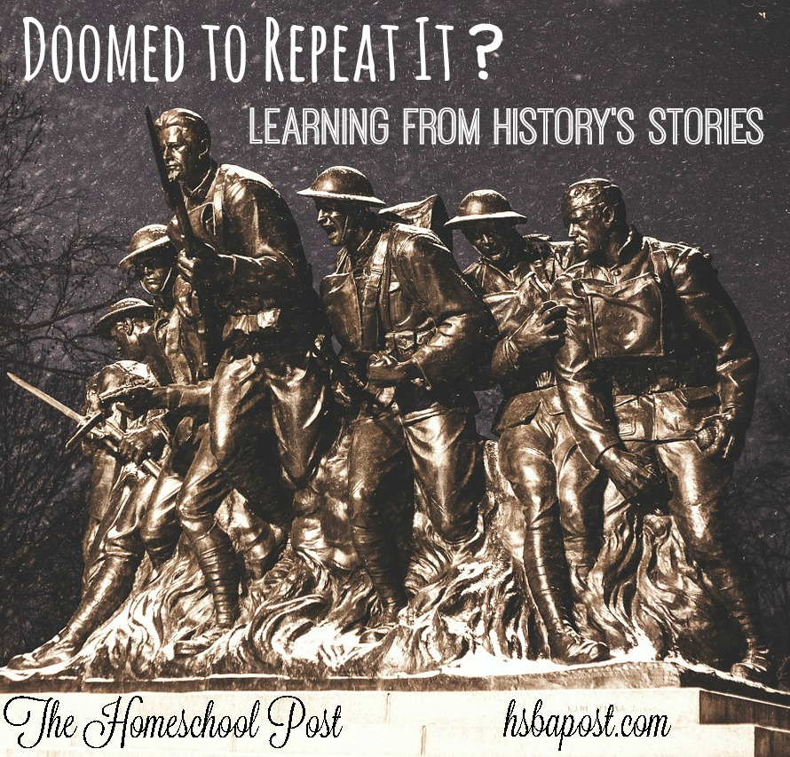 Doomed to Repeat It? Learning from History's Stories @hsbapost