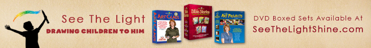 Art Lesson Box Sets from See the Light!
