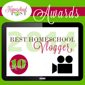 Best Homeschool Vlogger @hsbapost