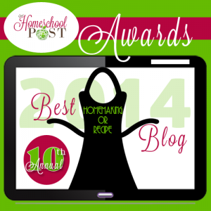 Best Homemaking Homeschool Blog @hsbapost