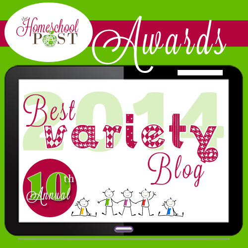 Best Variety Homeschool Blog @hsbapost