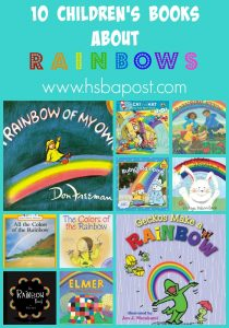 10 Children's Books about Rainbows