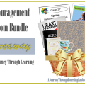 Encouragement for Homeschool Moms Bundle Giveaway