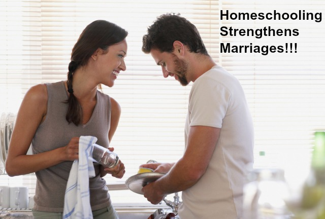 Homeschooling Can Strengthen Marriage ~ A Homeschool Dad's Perspective @hsbapost