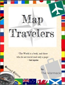 Map Travelers unit study