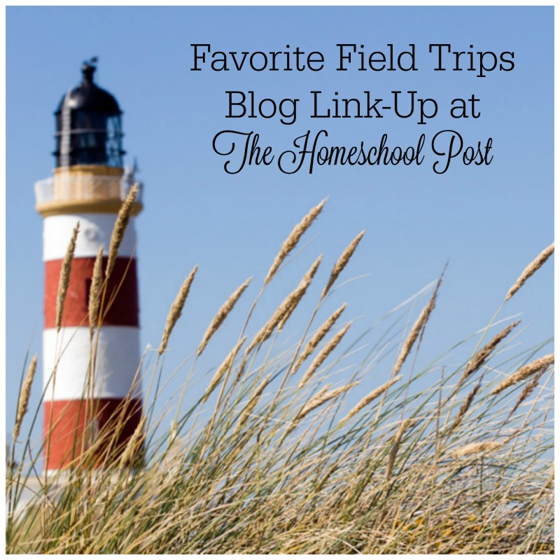Favorite Field Trips blog linkup at The Homeschool Post