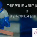 There Will Be a Brief Intermission: How Homeschooling is like a Hockey Game