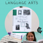 an overview of the Life of Fred Language Arts series for middle school and high school