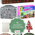 16 Advent Calendars for every budget at hsbapost.com