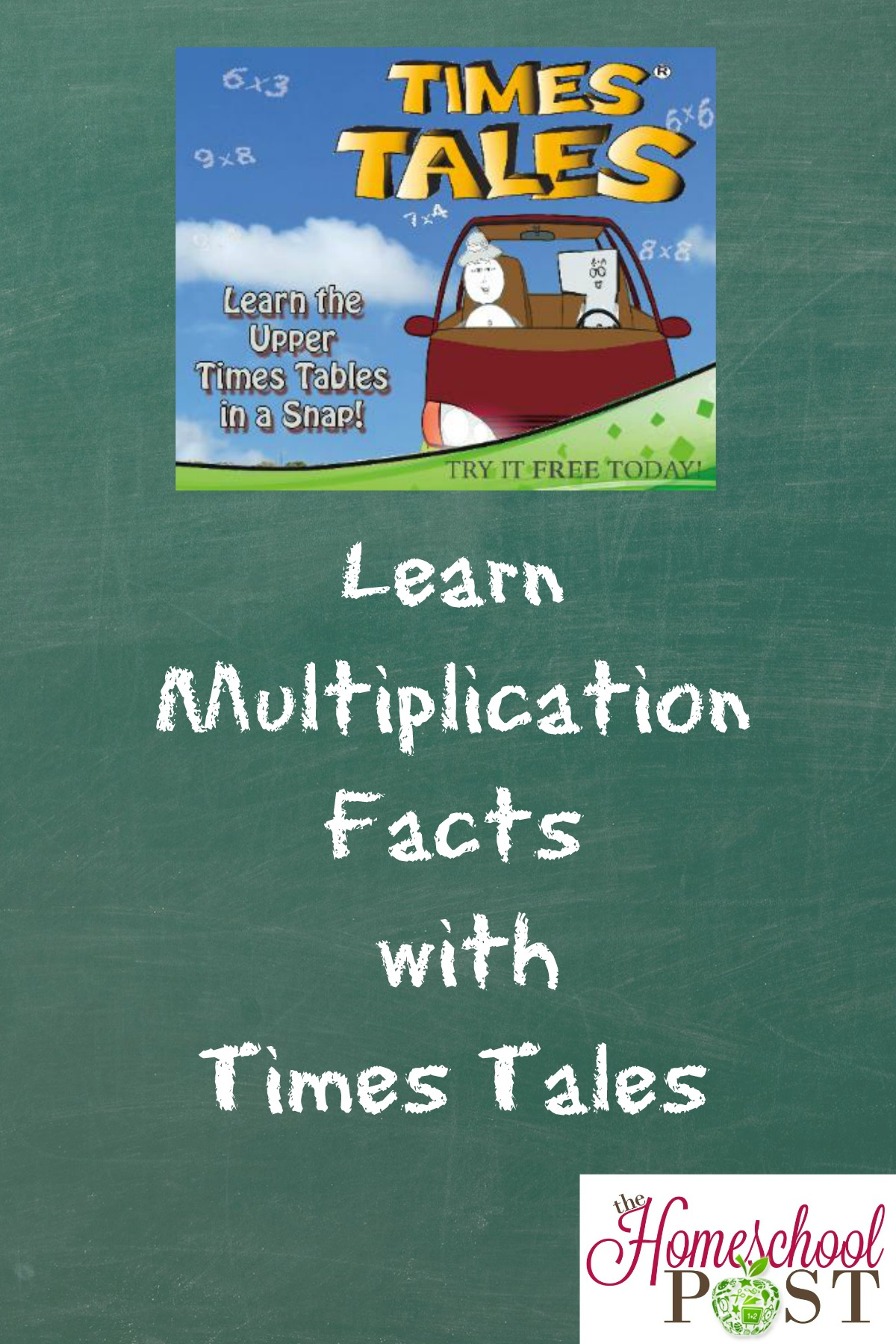 Memorize multiplication facts with Times Tales DVD and printables. hsbapost.com