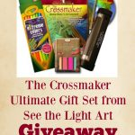 The Crossmaker Ultimate Gift Set from See the Light art giveaway at hsbapost.com