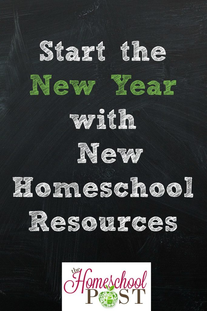 Start the new year with some new homeschool resources! Read about some of our favorites. hsbapost.com