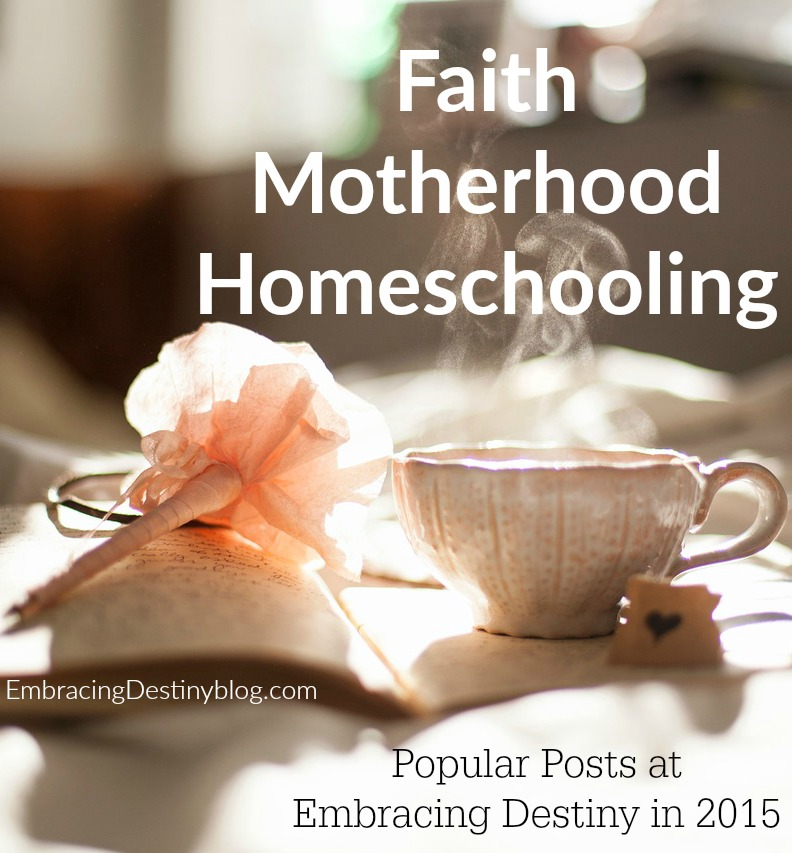 Be encouraged by these top posts from The Homeschool Post in 2015! hsbapost.com