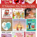 Check out these 27 fun Valentine's Day books for kids to celebrate the holiday with reading! hsbapost.com