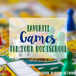 Games for your Homeschool