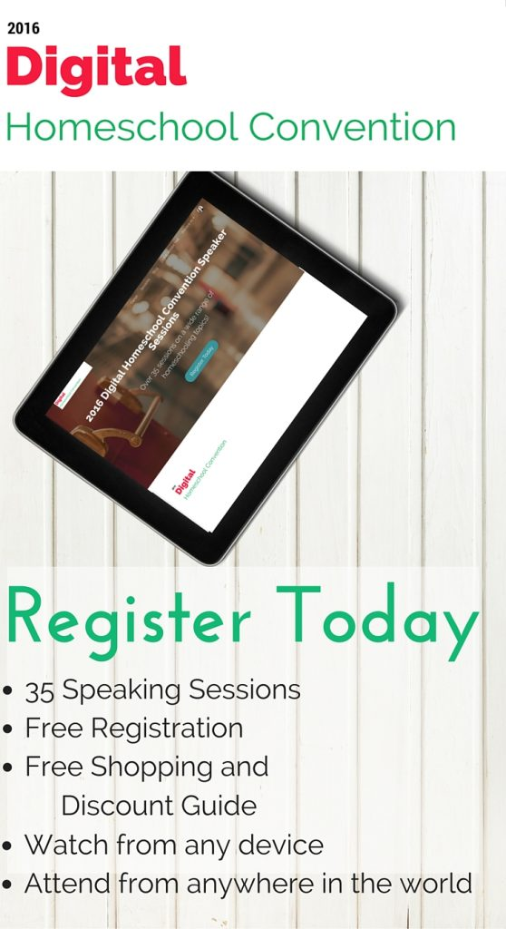 Free access to the Digital Homeschool Convention July 22-25. Don't miss the 30+ great sessions to encourage and inform homeschool families. hsbapost.com