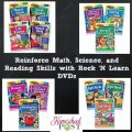 Use these fun Rock 'N Learn DVDs to supplement and reinforce reading, math, & science skills in your homeschool! hsbapost.com
