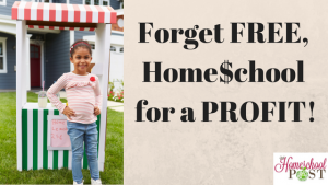homeschool-for-profit