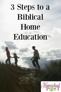 Want to have a Biblical basis for your homeschool? Read part 4 in the Restoring the Ruins, Rebuilding a Biblical Model of Education at hsbapost.com