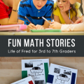 An in-depth look at Life of Fred intermediate math series and why it works for us in our homeschool. Stop struggling with math and try Life of Fred!