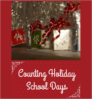 How do you homeschool through the holidays? Here are some ideas for counting the holiday homeschool days without getting overwhelmed. hsbapost.com