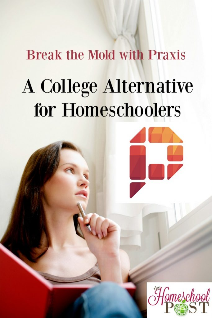 Praxis offers an alternative to college for homeschoolers and other entrepreneurs to launch their careers through apprenticeships and online learning.
