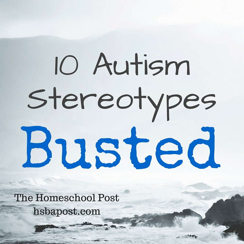 10 Autism Stereotypes Busted at hsbapost.com