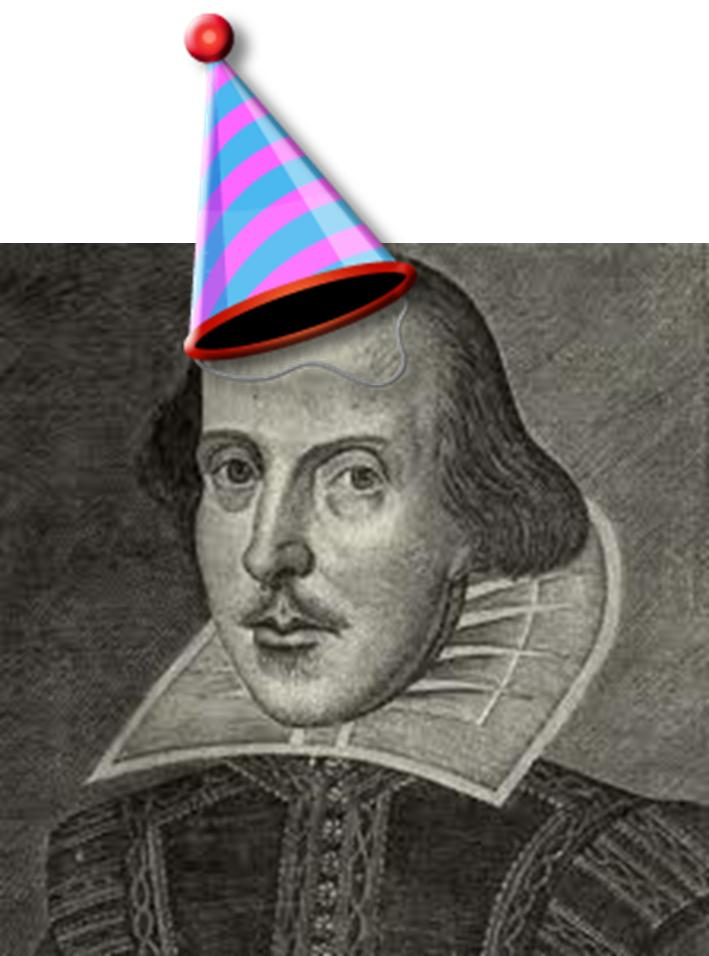 Shakespeare's Birthday -- Incorporating Shakespeare in Your #Homeschool @hsbapost