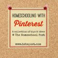 #Homeschooling with Pinterest