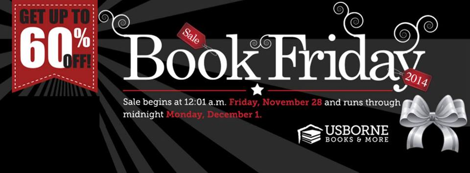 Kidsloveusbornebooks.com Book Friday Black Friday sale
