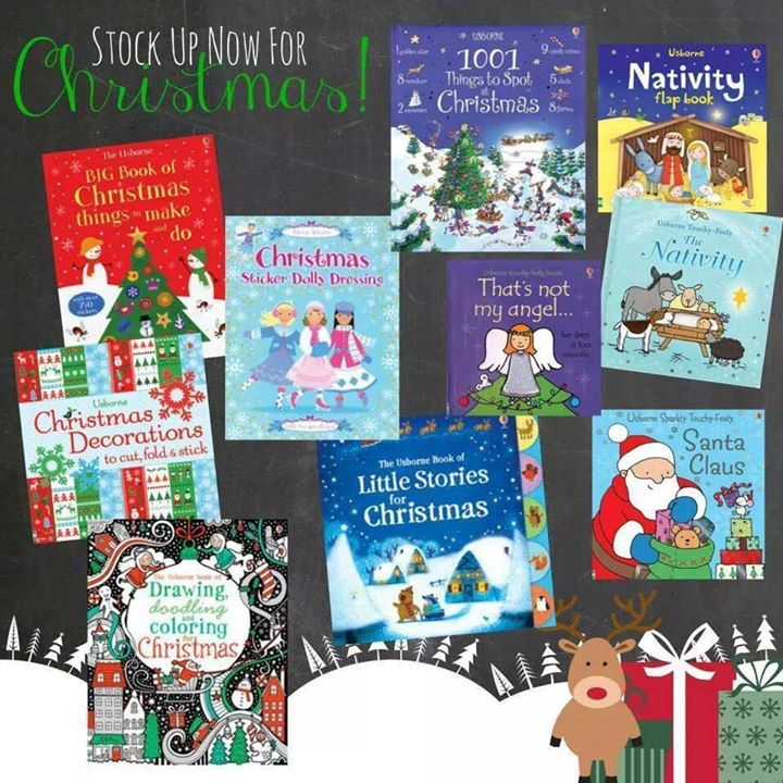 Kidsloveusbornebooks.com make great Christmas gifts!
