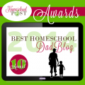 Best Homeschool Dad Blog @hsbapost