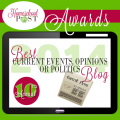 Best Current Events Homeschool Blog @hsbapost