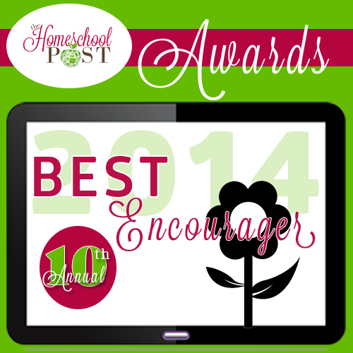 Best Encourager Homeschool Blog @hsbapost