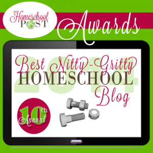 Best Nitty Gritty Homeschool Blog @hsbapost