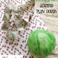 Make your own homemade wintergreen play dough with this simple recipe today! hsbapost.com