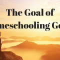 What are your homeschooling goals? Are you working toward them? Make them specific, long-term or short-term! hsbapost.com