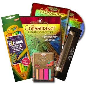 Crossmaker Ultimate Gift Set from See the Light art