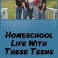 Homeschool Life with Teens - how homeschooling has positively shaped a lifelong relationship with parents & kids. hsbapost.com