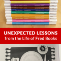 Unexpected lessons we've learned in our homeschool from the Life of Fred math books. hsbapost.com