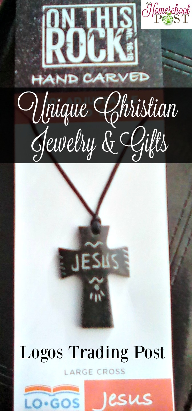 Find unique Christian gifts and jewelry at Logos Trading Post. Review at hsbapost.com