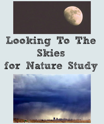 Homeschool Nature Study | weather | meteorology | astronomy
