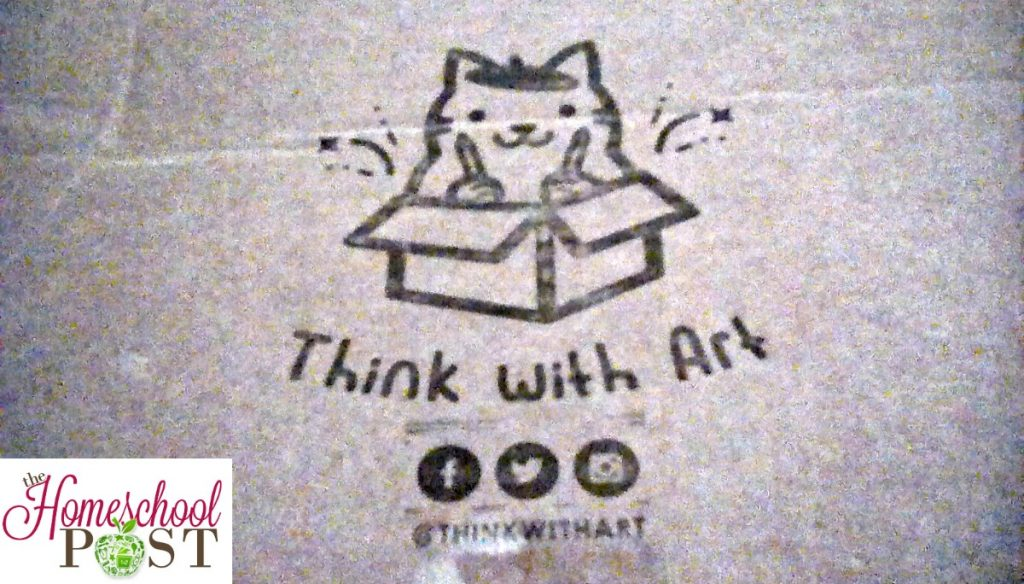 Think with Art critical thinking skills plus creative projects for kids