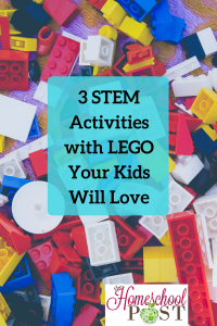 LEGO STEM activities for your kids   homeschooling with LEGO