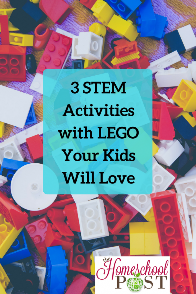 LEGO STEM activities for your kids | homeschooling with LEGO