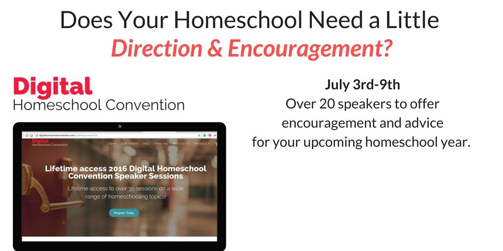 Digital Homeschool Convention 2017
